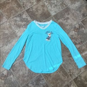 Justice Long Sleeve Shirt Size 10